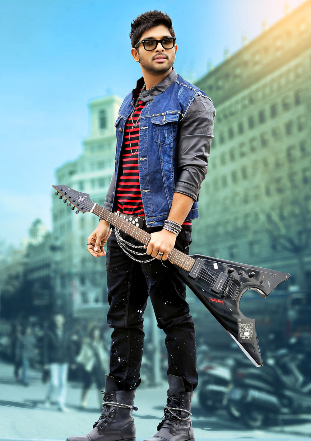 iddarammayilatho telugu movie latest hd wallpapers- allu arjun