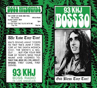 KHJ Boss 30 No. 152 - Tiny Tim