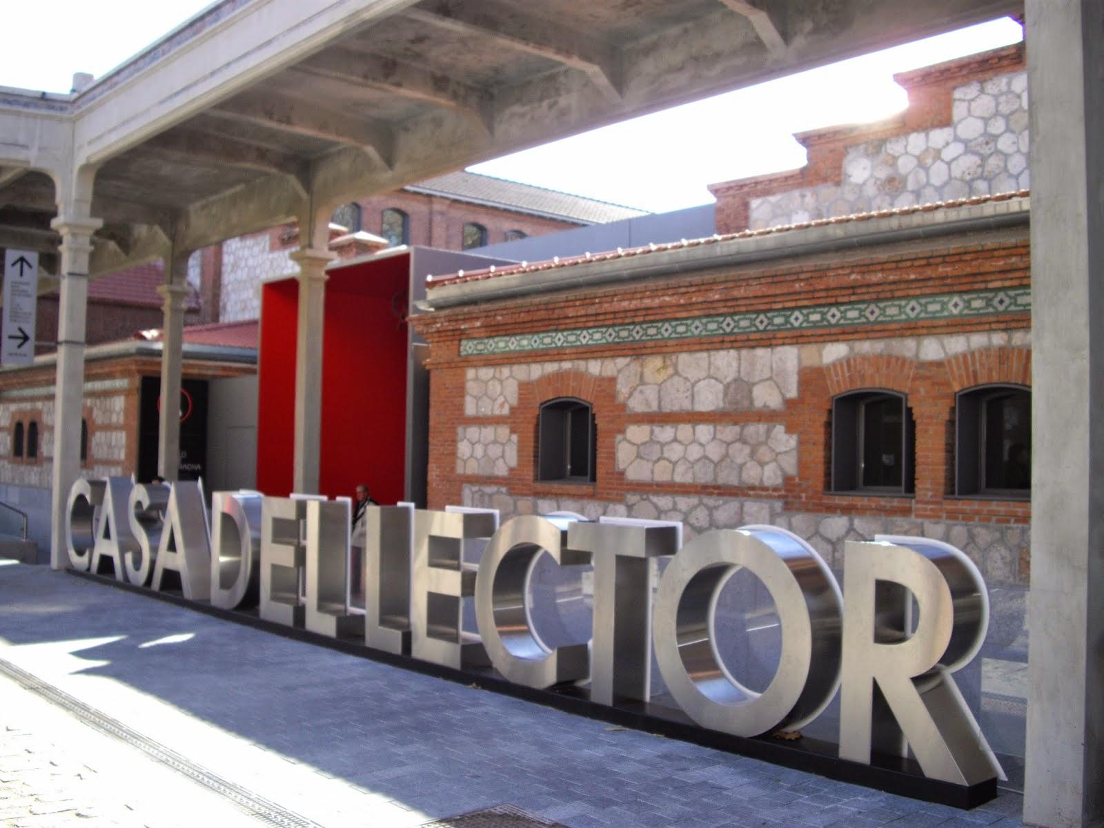 Bibliotecas para niños Madrid - La casa del lector
