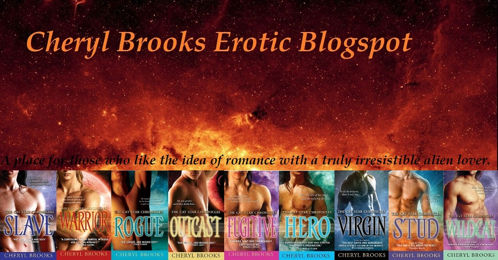 Cheryl Brooks Erotic Blogspot