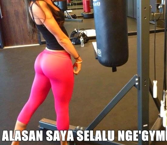 Alasan Rajin Nge'Gym
