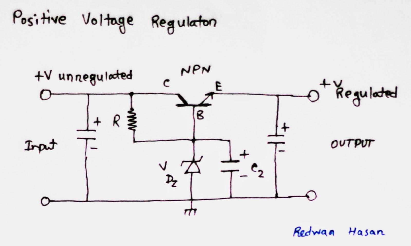 Super Voltage Regulator Using Zener Diode Circuit Circuits Gallery Wiring Cloud Nuvitbieswglorg