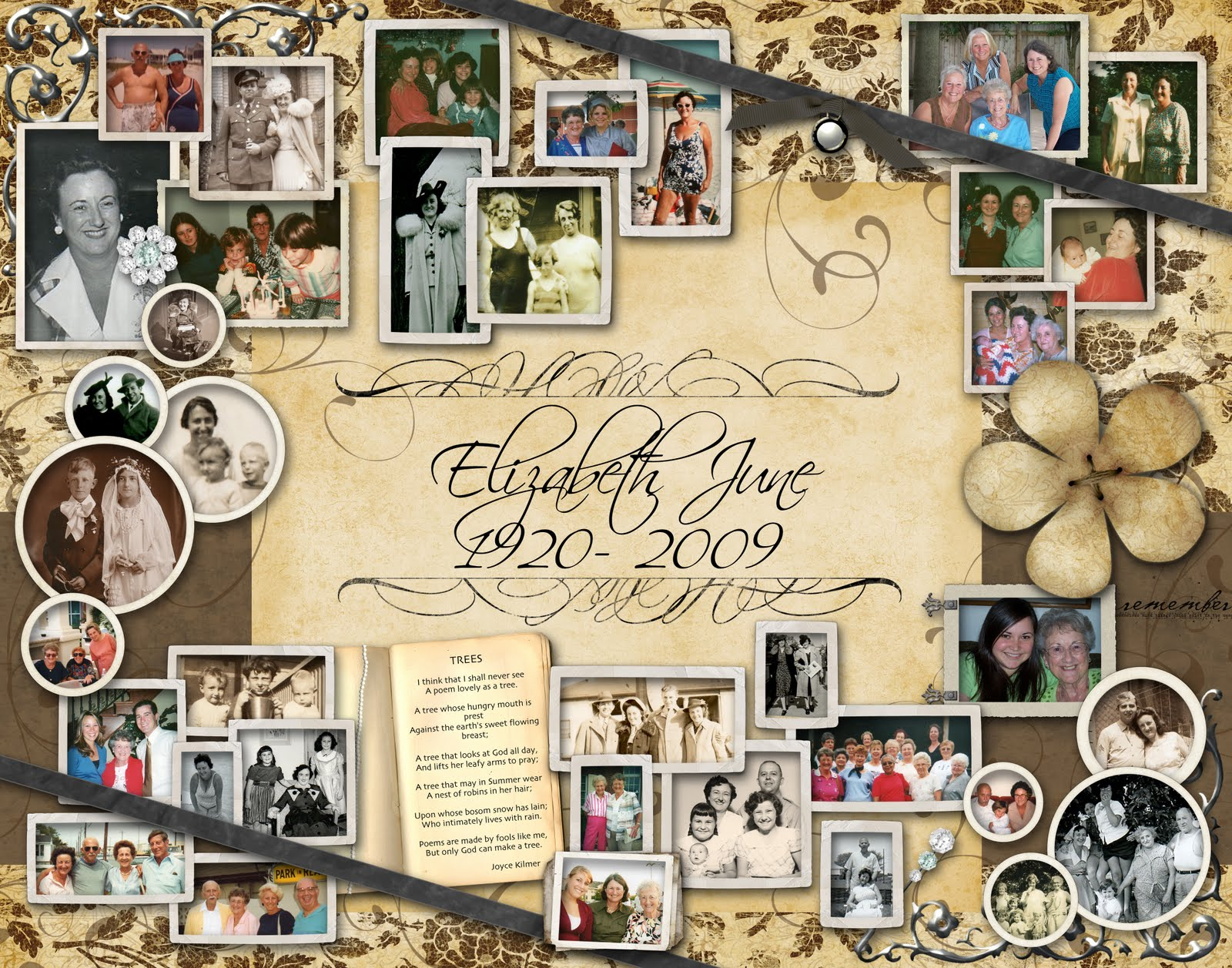 Images by Traci: Remembrance Collage