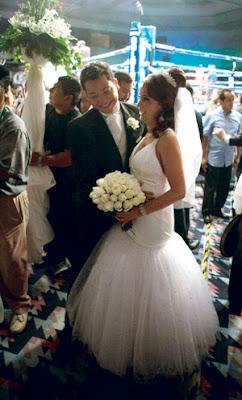 Majlis perkahwinan yang kreatif