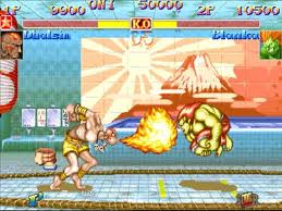 street fighter ii screenshoot