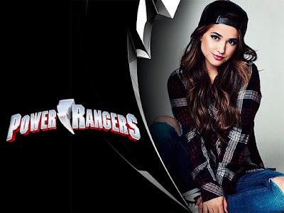 Becky G se incorpora al remake de 'Power rangers', que mantendrán los nombre originales