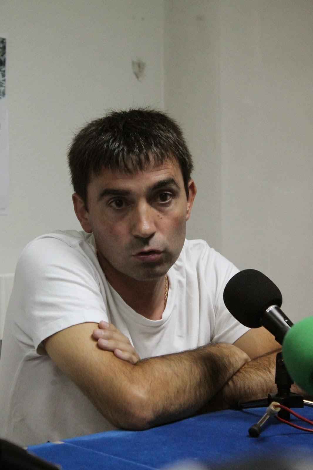 ASIER GARITANO ENTRENADOR C.D.LEGANÉS