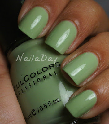 NailaDay: Sinful Colors Olympia