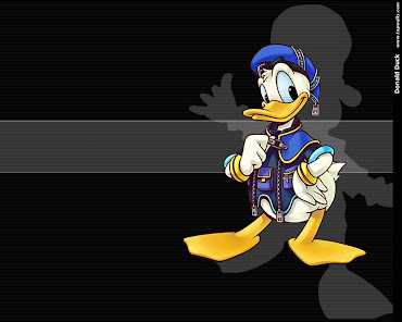 #4 Donald Duck Wallpaper