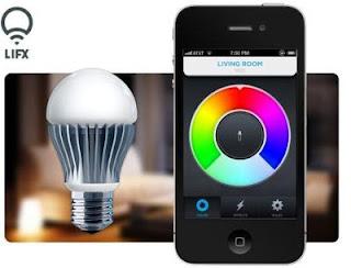 COME CONTROLLARE LAMPADINE WIFI MULTICOLORE DA SMARTPHONE