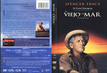 El viejo y el mar (1958) (The Old Man and the Sea) Caratula 1