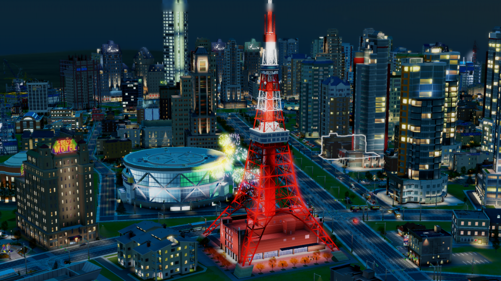 The Land Of Rhetorica - Journey through tokyo and space in this incredible 360 video