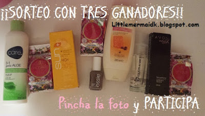 Sorteo Little mermaid