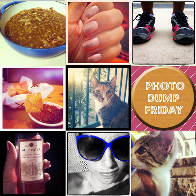 Instagram, Photo Dump Friday