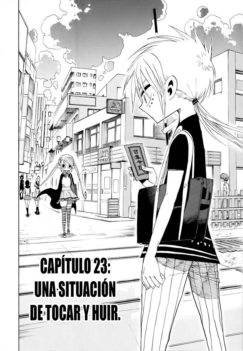 NNejimaki Kagyu - Capitulo 23-24
