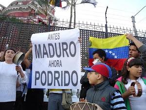 CACEROLAZO A MADURO
