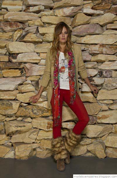 Vov Jeans Moda otoño invierno 2012. Moda invierno 2012.