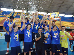 CAMPEO COPA MATO GROSSO DE VOLEIBOL