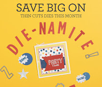 Die-Namite! - March Campaign