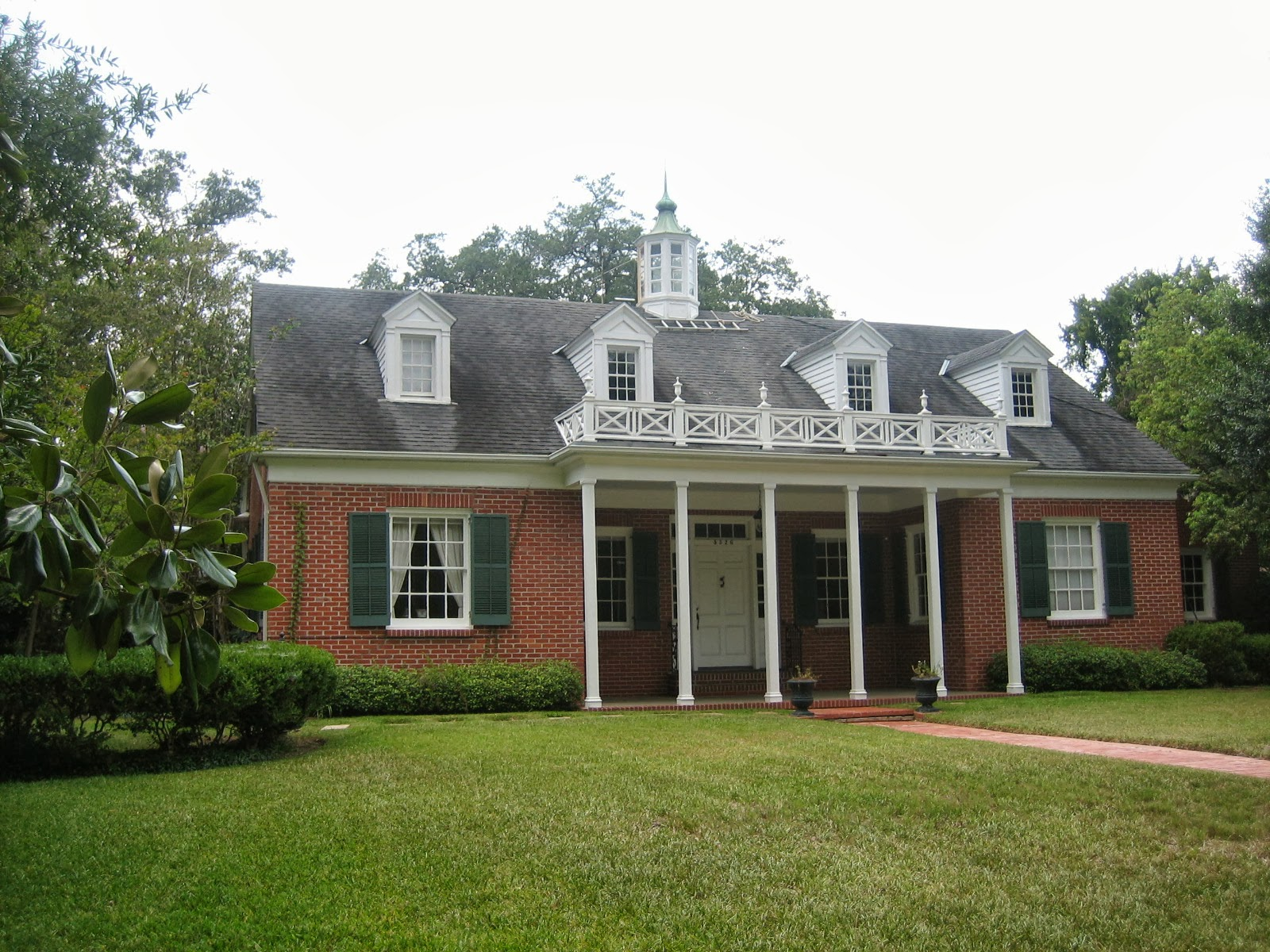 Southern colonial homes joy studio design gallery best Colonial home builders