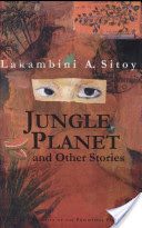 JUNGLE PLANET, a collection of short stories