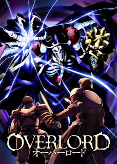 Poster Anime Overlord (Summer 2015) - First Impression Review by Glen Tripollo