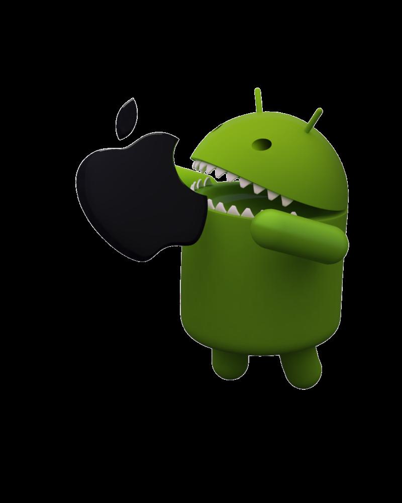 Android Kalahkan Apple