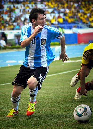 Messi mejor jugador del mundo