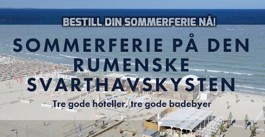 VISITROMANIA.no | BADEFERIE PÅ DEN RUMENSKE RIVIERA !