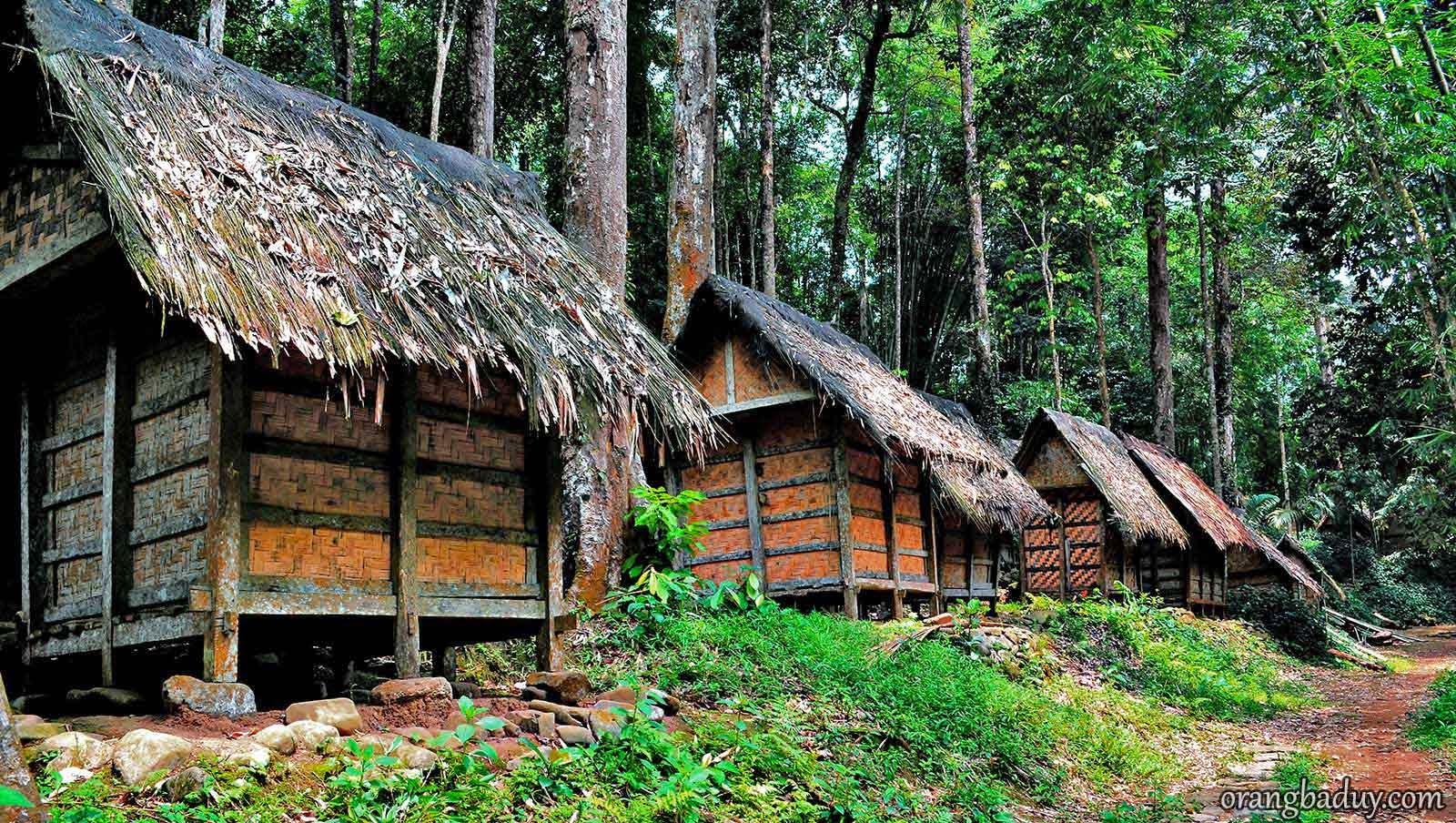 Gazebo di Baduy Luar