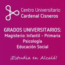 Estudia en Alcalá