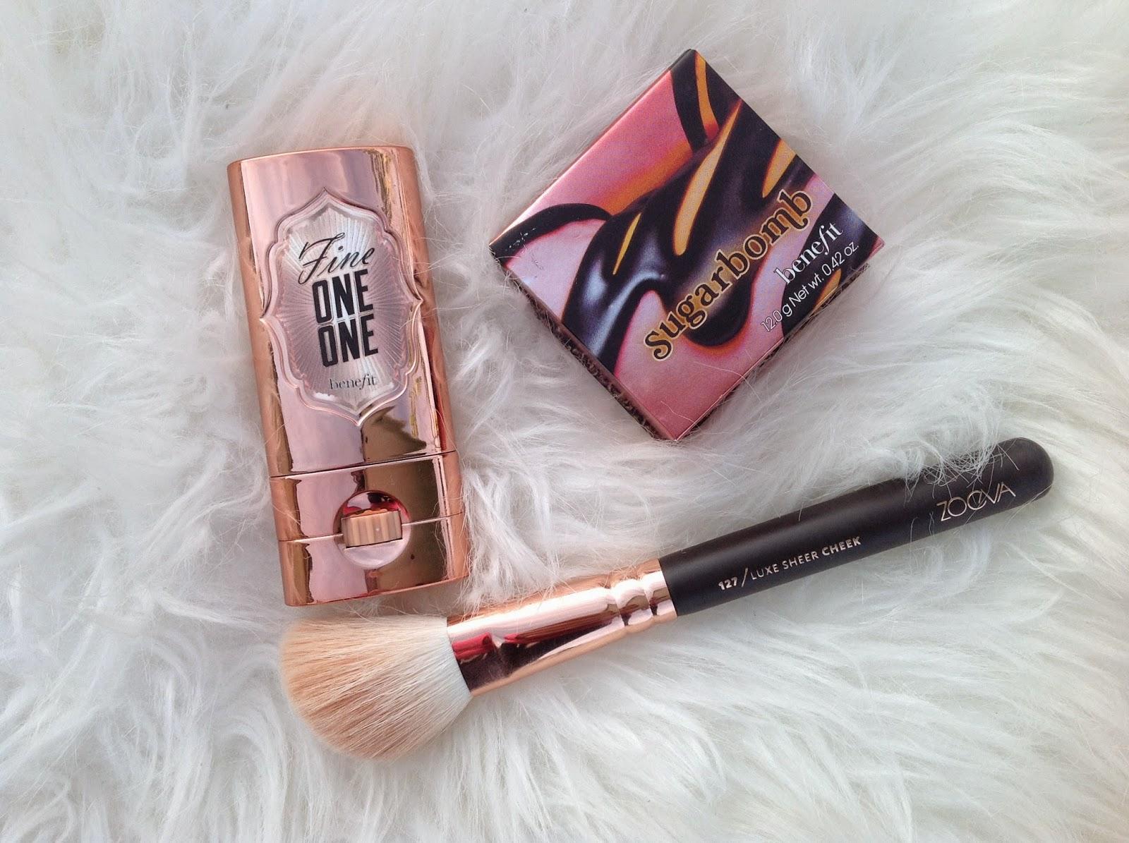 Benefit, Blusher, Highlighter, Beauty, Makeup, Review
