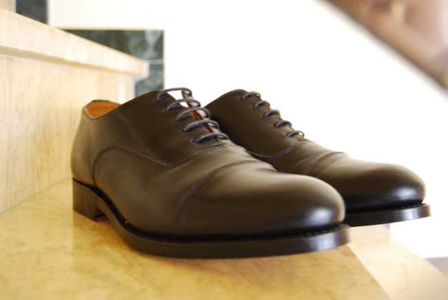 zapato de etiqueta oxford crownhill shoes