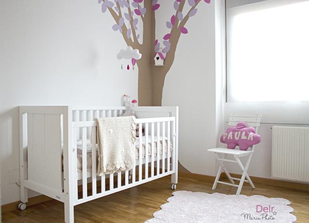 M nica diago arquitectura un mural para una habitaci n for Habitacion infantil decoracion