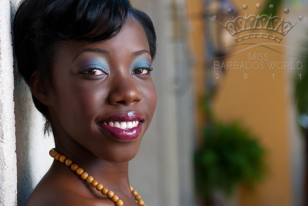 miss barbados world 2011 nichola maynard