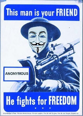 Anonymous is your Friend