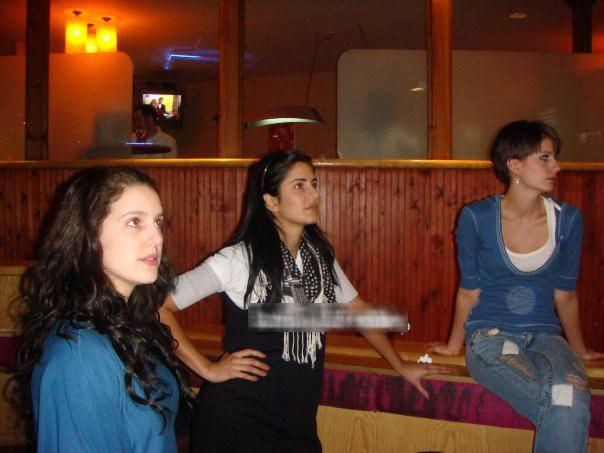 Katrina Kaif with her Sisters