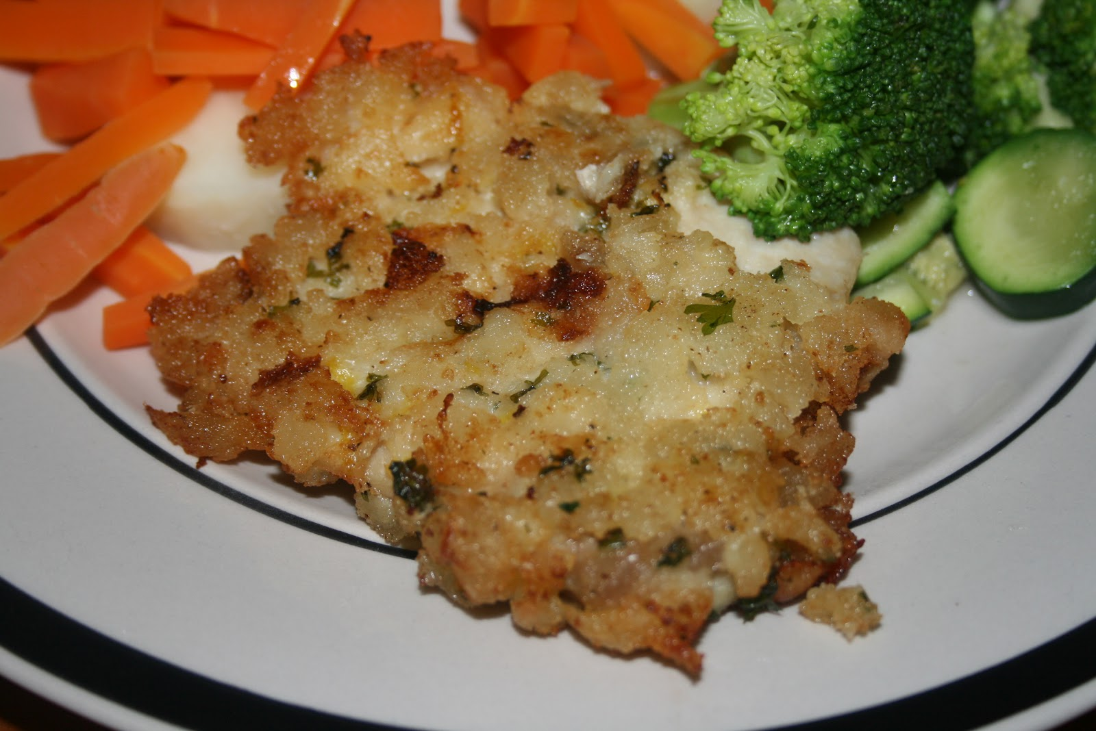 Chicken Schnitzel Recipe — Dishmaps