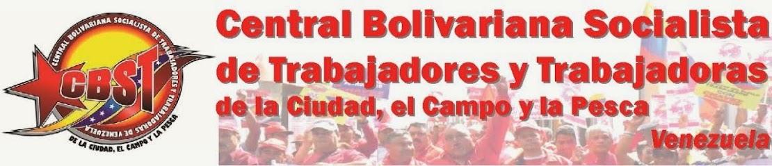 Central Bolivariana Socialista de Trabajadores y Trabajadoras de la Ciudad, el Campo y la Pesca