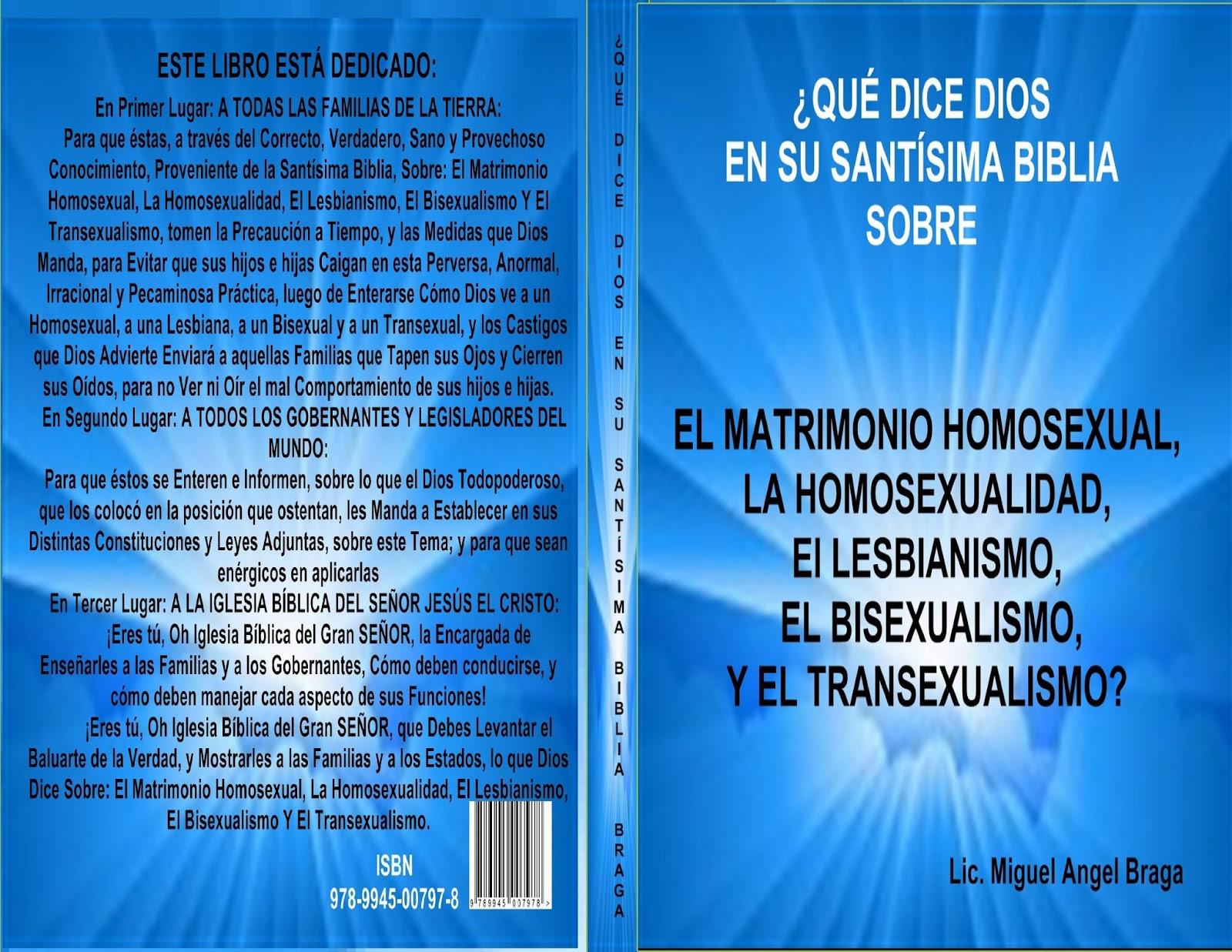 MATRIMONIO HOMOSEXUAL Y ADOPCION - Casa del Libro