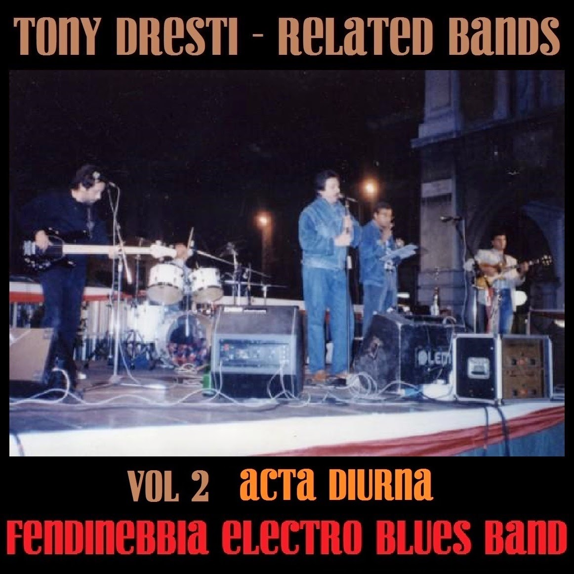Fendinebbia Electro Blues Band - Transversal