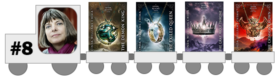 Seven Realms by Cinda Williams Chima