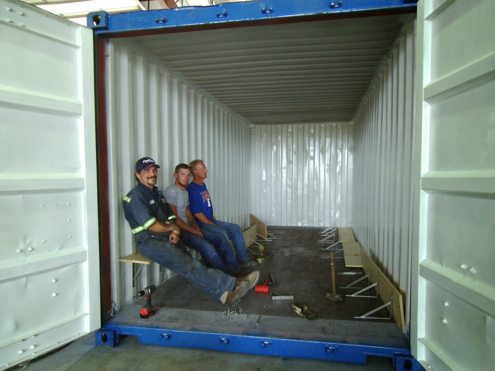 Outside Thinking Inside the Box Creative Storage Container Upcycling