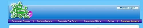 PaidGamePlayer.net make money online by playing games and tournaments.