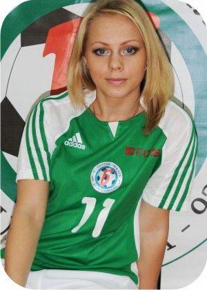 Cantiknya Tim Sepak Bola Wanita Dari Ukrania