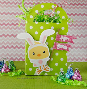 Easter Gift Box-Perfect for Gift Cards, Candy Etc