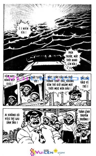 Siêu quậy Teppi chap 39 - Trang 102