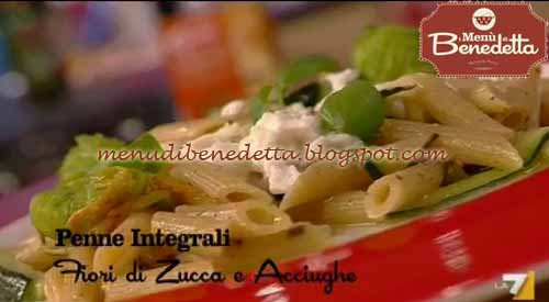 Ricette della torta penne integrali ai fiori di zucca for Mozzarella in carrozza parodi