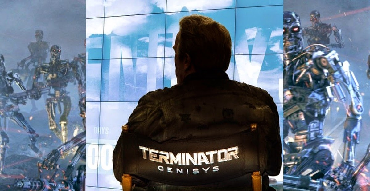 Terminator Genisys 2015 American Sci Fi Film