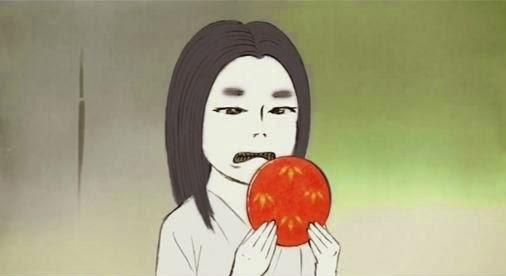 かぐや姫の物語 / The Tale of the Princess Kaguya ~現代の女の子を演じるクロエ・グレース・モレッツ